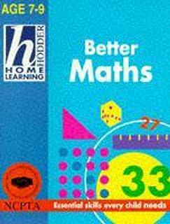 Hodder Home Learning: 7-9 Better Maths