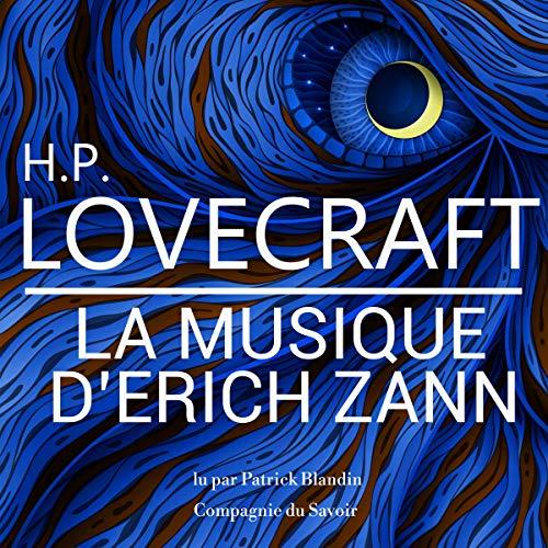 Couverture de La musique d'Erich Zann, une nouvelle de Lovecraft