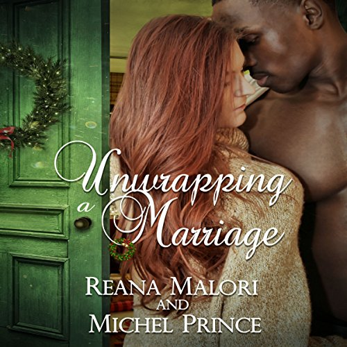 Unwrapping a Marriage audiobook cover art