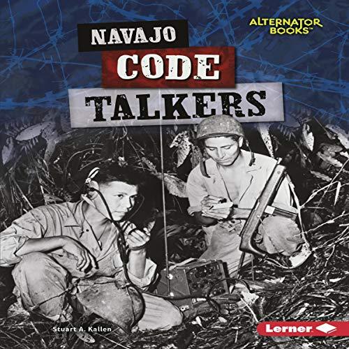 Navajo Code Talkers audiobook cover art