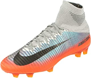 17c956c0e Nike Mercurial Superfly V Cr7 FG Mens Football Boots 852511 Soccer Cleats