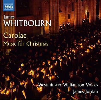 Whitbourn: Carolae – Music for Christmas