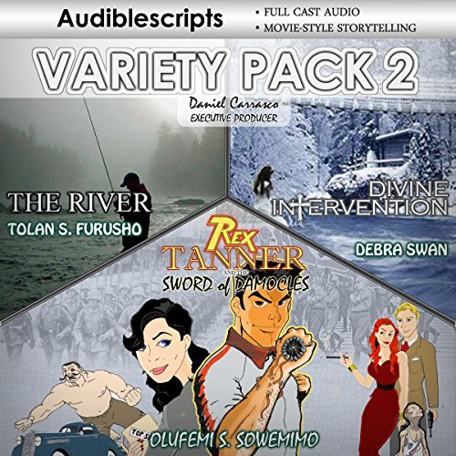 Audiblescripts Variety Pack 2                   By:                                                                                                                                 Debra Swan,                                                                                        Tolan Furusho,                                                                                        Olufemi Sowemimo                               Narrated by:                                                                                                                                 Dawn Harvey,                                                                                        Steve Krumlauf,                                                                                        Keith Silverstein,                   and others                 Length: 7 hrs and 1 min     Not rated yet     Overall 0.0