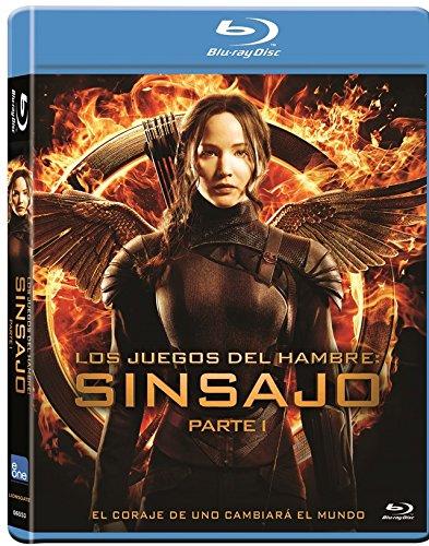 Los Juegos Del Hambre: Sinsajo Parte 1 (Bd) [Blu-ray]