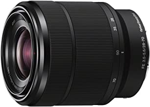 Sony 28-70mm F3.5-5.6 FE OSS Interchangeable Standard...