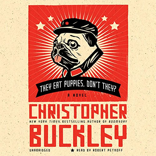 They Eat Puppies, Don't They? audiobook cover art