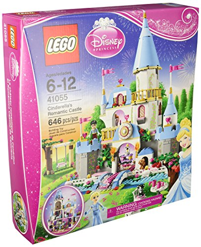 LEGO Disney Princess Cinderella's Romantic Castle 41055