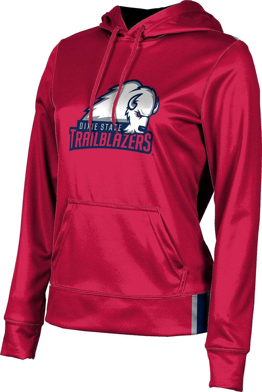 ProSphere Dixie State University Girls' Pullover Hoodie, School Spirit Sweatshirt (Solid)