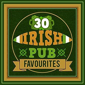 30 Irish Pub Favourites