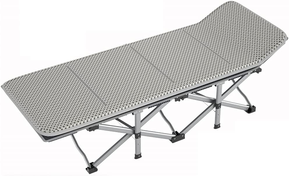 SHIJIANX Folding Camping In stock Cot Portable Bed with Removable 5 ☆ popular