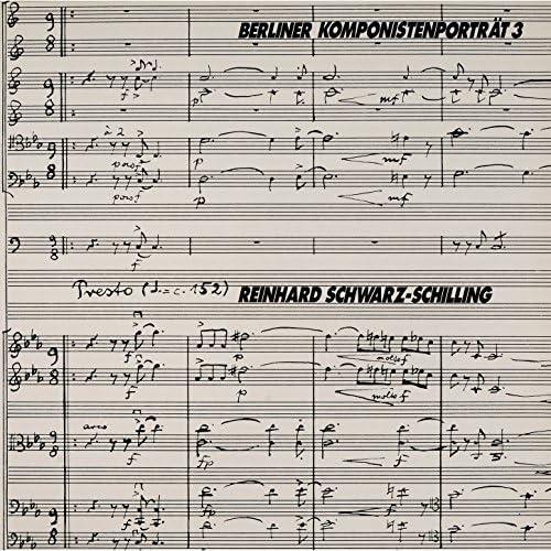 Radio-Symphonie-Orchester Berlin, Reinhard Schwarz-Schilling, Saschko Grawiloff & Horst Goebel