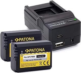 Suchergebnis Auf Für Sony Alpha 55 Ladegeräte Akkus Ladegeräte Netzteile Elektronik Foto