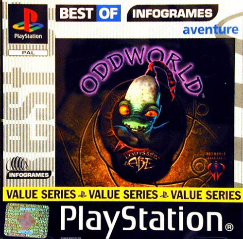 Oddworld : L'Odyssée d'Abe, Best Of Collection