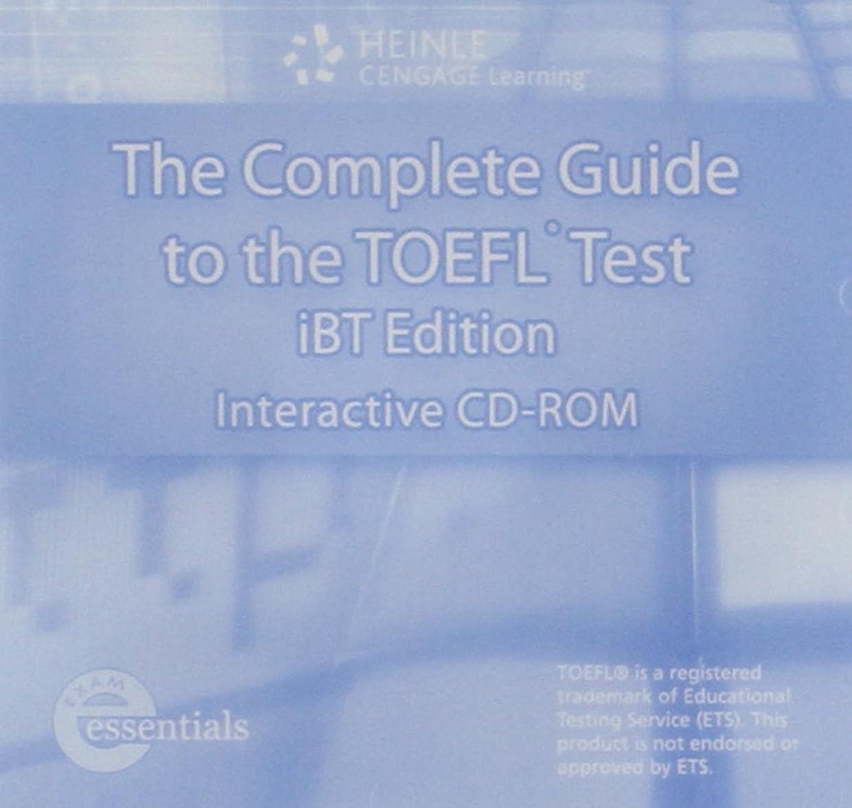 道徳の悔い改める圧縮The Complete Guide to the TOEFL Test: iBT Edition