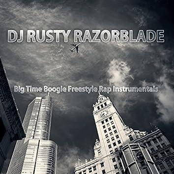 Big Time Boogie Freestyle Rap Instrumentals