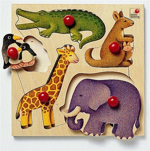 Selecta 2051 - Zoo Puzzle
