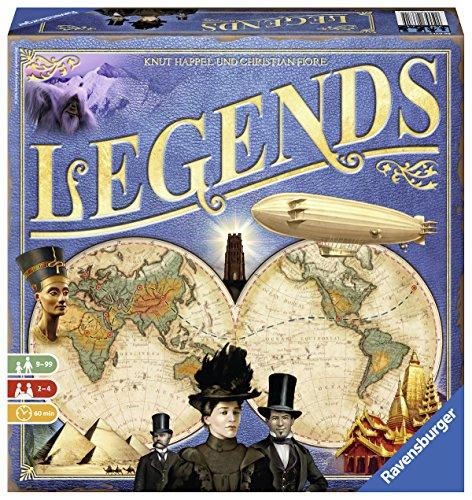 Ravensburger Spiele 26671 - Legends Familienspiel