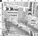 Schwarz, Weiß, Schwarz Und Weiß, Zeitung, Grunge,