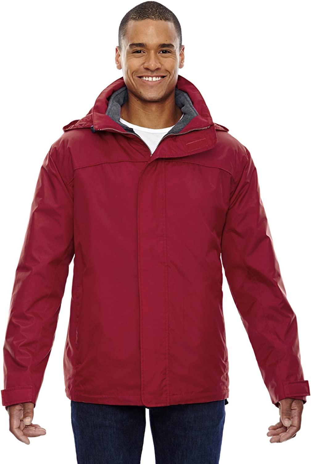 Adult 3-in-1 Jacket MOLTEN rot 751 XS