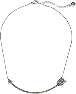 House of Harlow 1960 Arrow Affair Collar Necklace