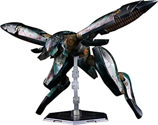 METAL GEAR SOLID METAL GEAR RAY, half size version non scale pre-painted ABS & PVC & pre-painted moving figures made of POM