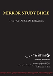 Mirror Bible (784 page, Eighth Edition 7 X 10 Inch, Wide Margin - the black cover replaces both the older red and blue cover versions