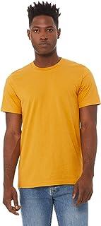 Bella Canvas - Unisex Jersey Tee - 3001 - XL - Mustard