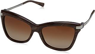 3c475f432fcf Michael Kors AUDRINA III MK2027 Sunglasses 318513-56 - Pearl Grey Frame,  Brown Gradient