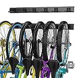 bike rack garage wall