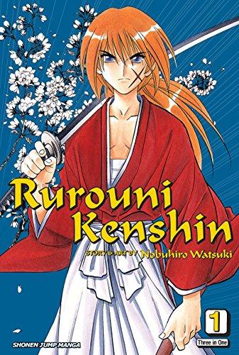 Rurouni Kenshin, Vol. 1 (VIZBIG Edition) (1)