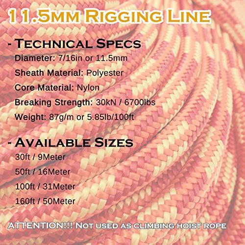 GMCLIMBING『ダブルブライドリギングロープ』