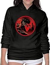 Women's The Flash Barry Allen Wally West Hoodie
