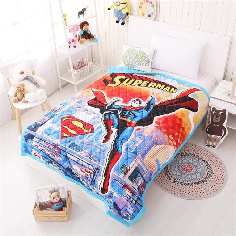 Superman Couverture pour bébé fille et garçon Motif Moana Maui Mythe Superman