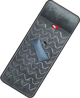 El Colchón De Masaje Multifuncional Más Nuevo, con 10 Motores Vibratorios Y Tracción con Airbag Lumbar para Aliviar El Dolor De Espalda Lumbar En Las Piernas