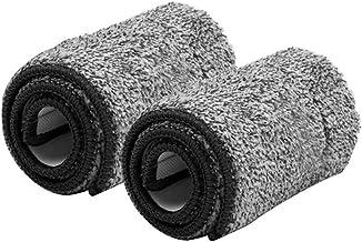 Herbruikbare Microfiber Pad Wasbaar Mop Heads Flat Mop Vervanging Pads Natte Droge Vloer Schoonmaken Gereedschap for Squee...