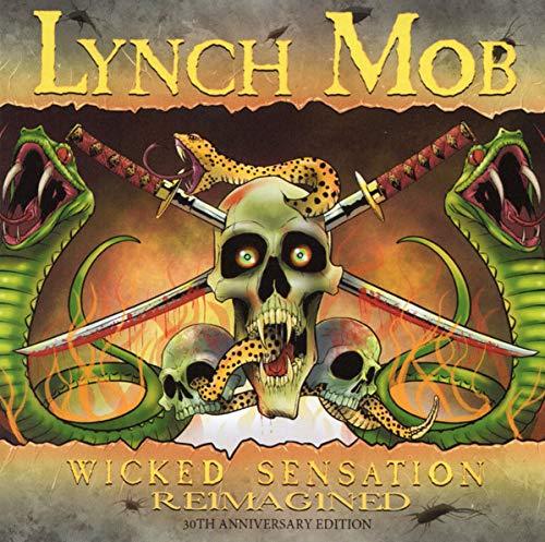 CD LYNCH MOB - WICKED SENSATION REIMAGINED (NOVO/LACRADO)
