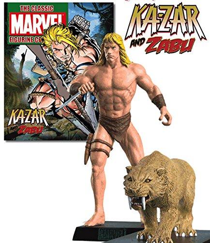 Figura de Plomo Marvel Figurine Collection Especial KAZAR &a