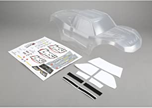 Losi Body, Clear with Sticker Set: MTXL, LOS250015