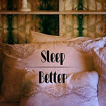 Sleep Better – Relaxing Music, Calm Down & Stress Relief, Music for Deep Sleep, Relaxing Night