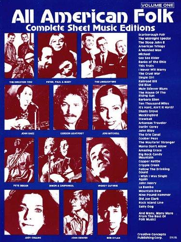 All American Folk: Volume 1