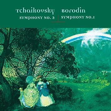 Tchaikovsky : Symphony No.2 - Borodin : Symphony No.1