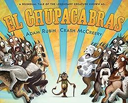 El Chupacabras by [Adam Rubin, Crash McCreery]