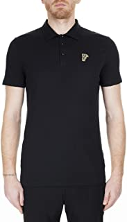 Collection Cotton Black Polo Shirt