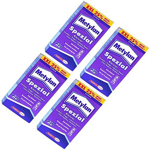 Metylan spezial 4 x 500g. = Vorteilspack 2000g.