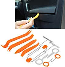 Herramientas manuales de reparación de automóviles 12 en 1 sistema de audio del coche panel de la puerta del tablero de instrumentos Herramientas for la remoción Desmontaje Kit, for el coche, etc.