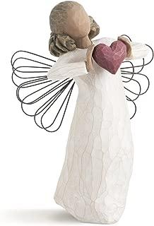 Best wooden angel figurines Reviews