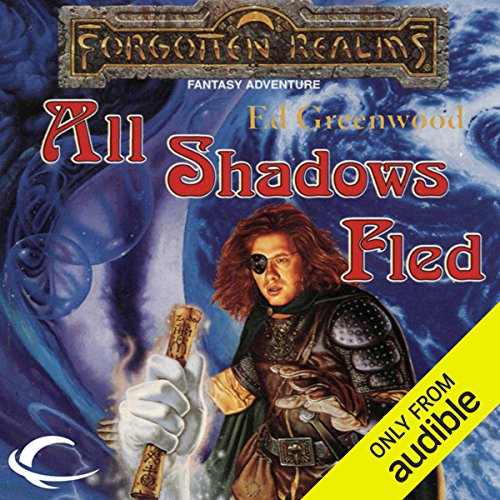 All Shadows Fled audiobook cover art
