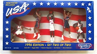 1996 edition starting lineup usa