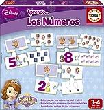 Educa Borrás Princesa Sofía - Aprendo los números, Juego Educativo 15949