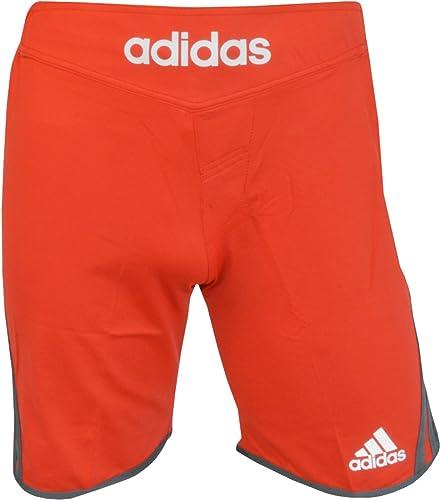 Adidas Transition avec Cordon Taille élastique MMA courte de Sport Coquelicot Rouge